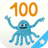 Hasta 100 Logo